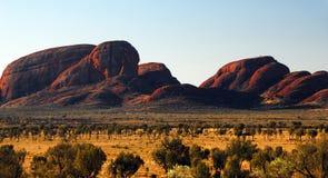 Paisagem australiana do interior Fotografia de Stock Royalty Free