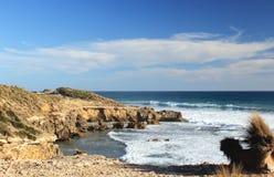 Paisagem australiana do oceano Fotos de Stock