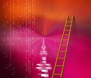 Paisagem binária Imagem de Stock Royalty Free