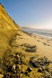 Paisagem bonita com monte e o sol íngremes Imagens de Stock Royalty Free