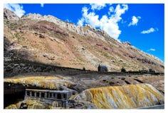 Paisagem bonita da montanha Imagens de Stock Royalty Free