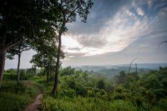 Paisagem bonita da montanha Foto de Stock Royalty Free