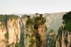 Paisagem bonita da montanha Foto de Stock