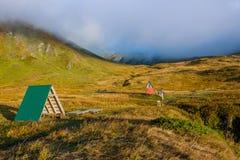 Paisagem bonita da montanha Fotografia de Stock Royalty Free