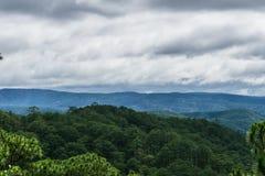 Paisagem bonita das montanhas Imagem de Stock