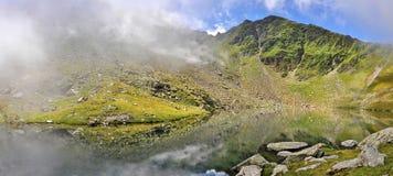 Paisagem bonita das montanhas Imagens de Stock Royalty Free