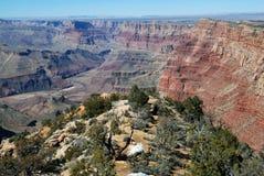 Paisagem bonita de Grand Canyon Fotografia de Stock