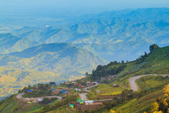 A paisagem bonita na cuba Berk de Phu Fotos de Stock Royalty Free