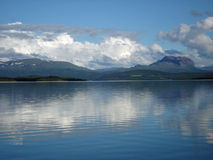 Paisagem bonita Noruega Imagem de Stock