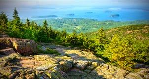 Paisagem cênico do parque nacional de Great Smoky Mountains foto de stock royalty free