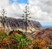 Paisagem cênico do vale da montanha Fotografia de Stock Royalty Free
