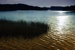 Paisagem calma do litoral Imagem de Stock Royalty Free