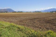 Paisagem canadense rural da mola Imagens de Stock Royalty Free