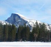 Meia abóbada em Yosemite Fotos de Stock