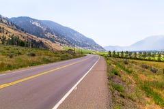 Paisagem com montanhas Imagens de Stock Royalty Free
