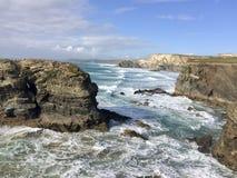 Paisagem Cornish Fotografia de Stock