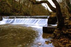 Paisagem da cachoeira Fotos de Stock
