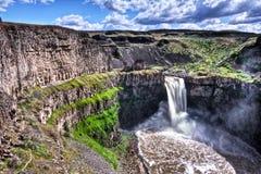 Paisagem da cachoeira de Palouse foto de stock royalty free