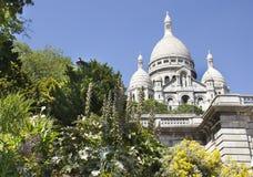 Paisagem da cidade em Paris Fotografia de Stock Royalty Free