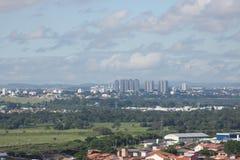 Paisagem 2 da cidade - Sao Jose Dos Campos Imagem de Stock