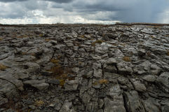 Paisagem da formação de rocha Fotos de Stock