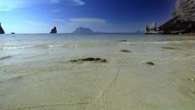 Paisagem da ilha de Samui, Tailândia do sul foto de stock royalty free