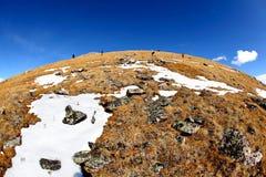 Paisagem da montanha Fotos de Stock