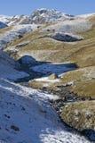 Paisagem da montanha Foto de Stock Royalty Free