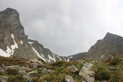 Paisagem da montanha da mola Imagens de Stock
