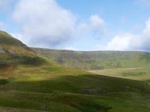 Paisagem da montanha de Galês Imagem de Stock Royalty Free