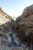 Paisagem da montanha do deserto de Judea, Israel Fotos de Stock Royalty Free