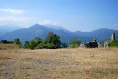 Paisagem da montanha, Italy Fotos de Stock