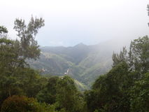 Paisagem da montanha na Venezuela Fotografia de Stock Royalty Free