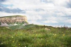 Paisagem da montanha Platô caucasiano Fotografia de Stock Royalty Free