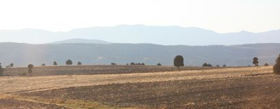 Paisagem da montanha. Turquia Foto de Stock