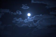 Paisagem da noite Fotos de Stock