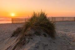 Paisagem da praia de Furadouro Imagens de Stock