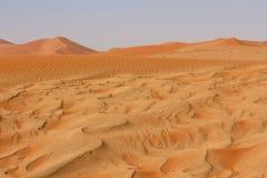 Paisagem das dunas de areia de Sossusvlei no deserto de Nanib Fotos de Stock