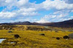 Paisagem das montanhas Imagem de Stock