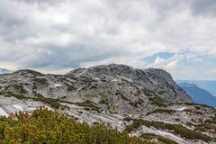 Paisagem das montanhas de Dachstein Imagem de Stock Royalty Free
