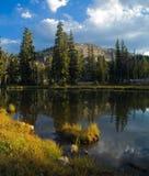 Paisagem das montanhas de Uinta Fotos de Stock Royalty Free