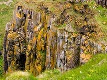 Paisagem das rochas Fotografia de Stock