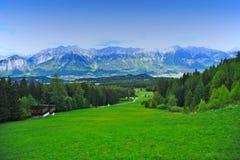 Paisagem de Áustria Fotos de Stock