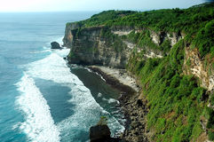 Paisagem de Bali Fotografia de Stock