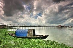 Paisagem de Bangladesh Imagem de Stock Royalty Free