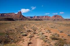 Paisagem de Canyonlands Imagens de Stock Royalty Free