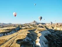 Paisagem de Cappadocia Foto de Stock