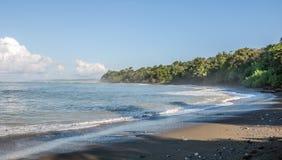 Paisagem de Costa Rica Fotografia de Stock