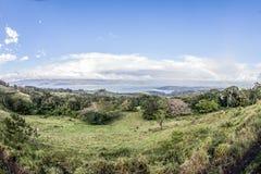 Paisagem de Costa Rica Foto de Stock Royalty Free
