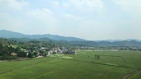 Paisagem de cultivar o campo em China fotos de stock royalty free